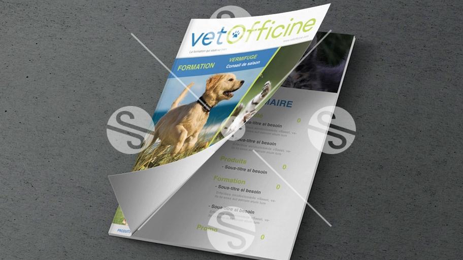 magazine vetofficine