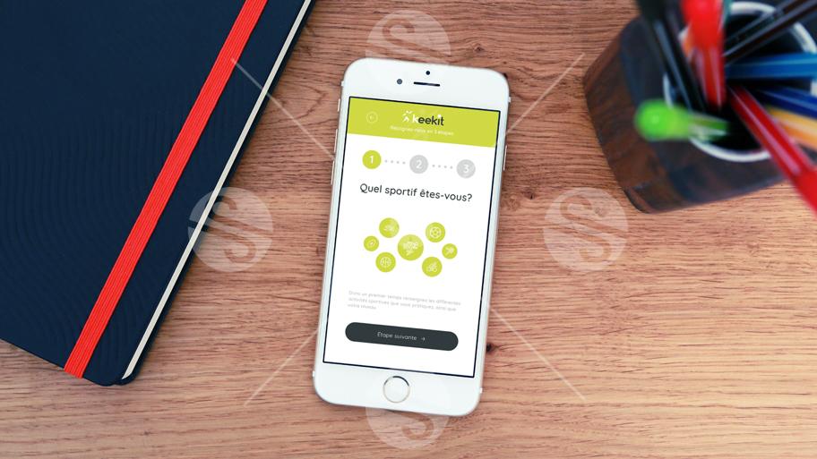 UI UX application